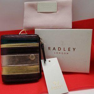 New & Authentic Radley London Wallet Zipper